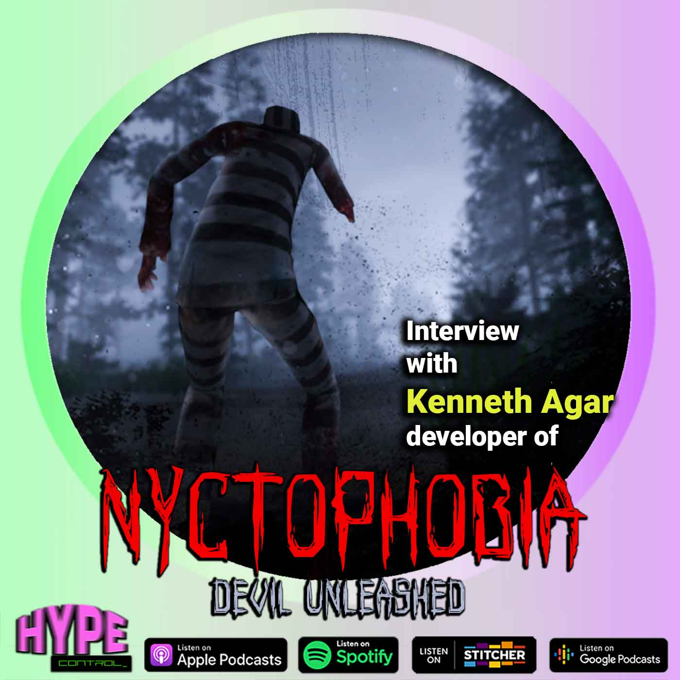 Ep. 27 - One on One Interview with Keneth Agar, Developer of Nyctophobia Devil Unleashed