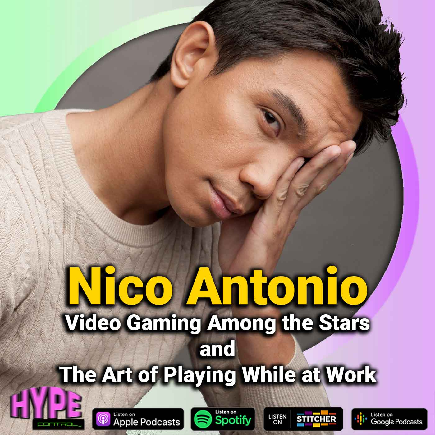 Ep. 28 - Interview with Nico Antonio and the Art of Playing at Work