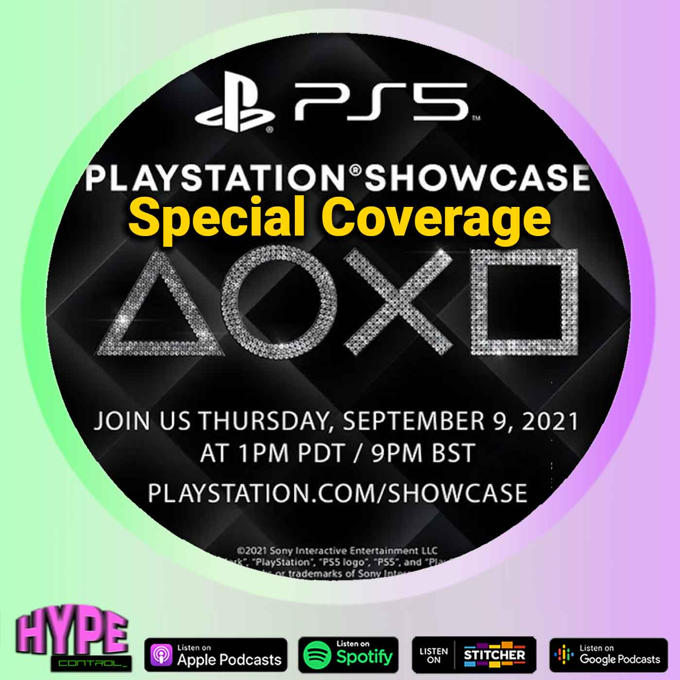 Ep. 31 - Playstation Showcase 2021 Special Coverage