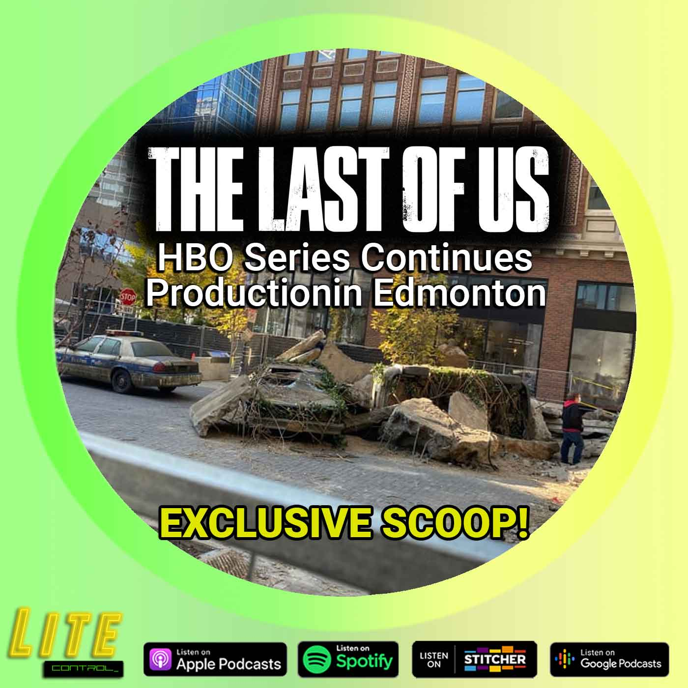 Lite Control 176 - [Exclusive] Pics Gathered from The Last of Us HBO Series from Edmonton Canada