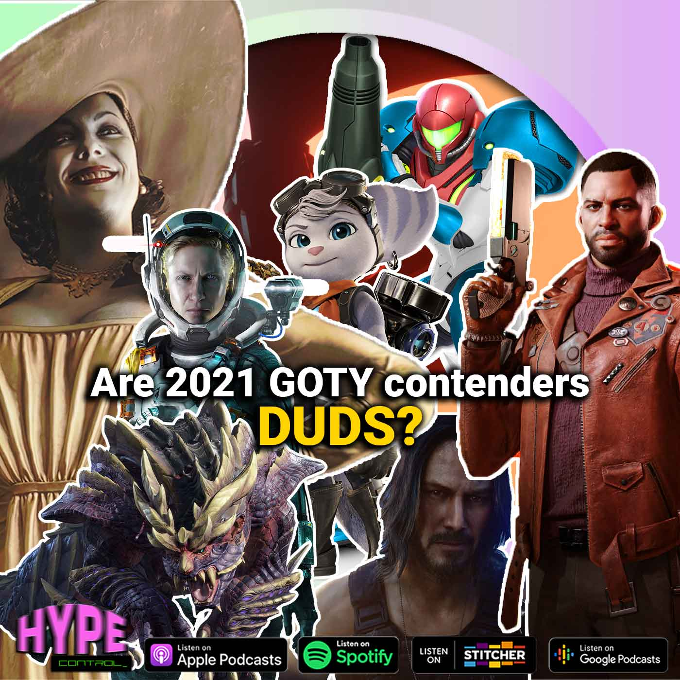 Ep. 34 - Are 2021 GOTY Contenders Duds?